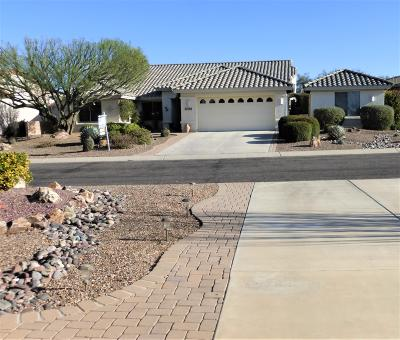 Green Valley Single Family Home For Sale: 1348 N Sun Catcher Way