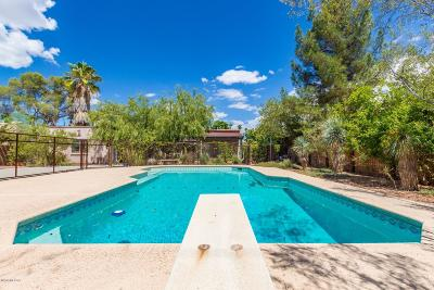 Tucson Single Family Home For Sale: 2231 N Norris Avenue