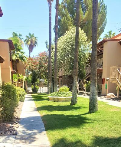 Tucson Condo Active Contingent: 3357 N Country Club Road #40