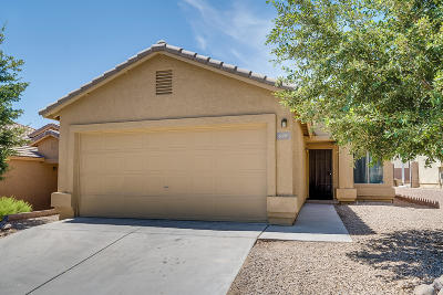 Green Valley Single Family Home Active Contingent: 699 W Ash Ridge Drive
