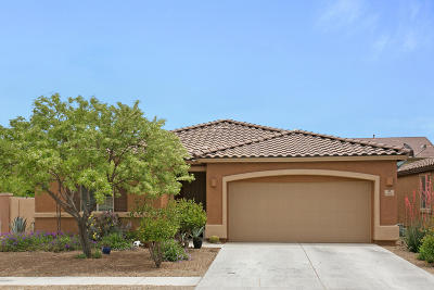 Single Family Home For Sale: 13831 S Camino Borona