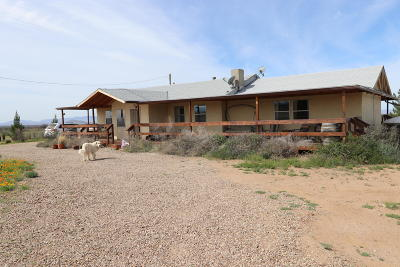Cochise County Single Family Home For Sale: 7047 Wells Fargo Road