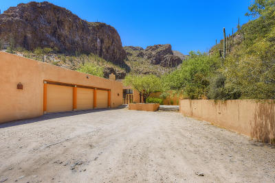 Tucson Single Family Home For Sale: 6721 N Thimble Pass