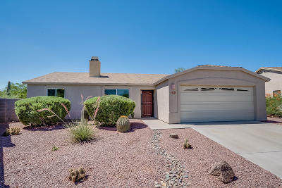 Tucson Single Family Home For Sale: 7701 W Copper Moon Way