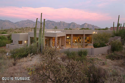 Oro Valley Single Family Home For Sale: 14249 N Honey Bee Trail