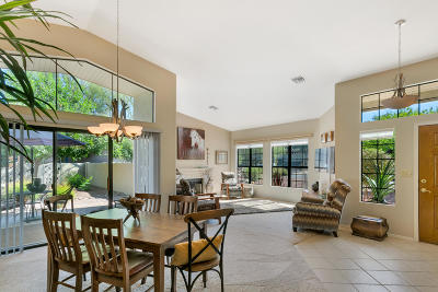 Oro Valley Single Family Home Active Contingent: 1130 W Masters Circle