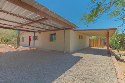 Tucson Single Family Home For Sale: 225 W Spring Valley Drive
