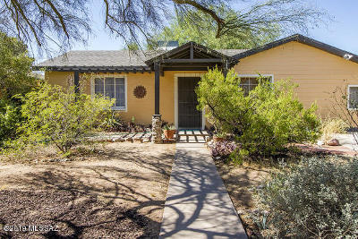 Single Family Home Active Contingent: 2614 E Beverly Drive