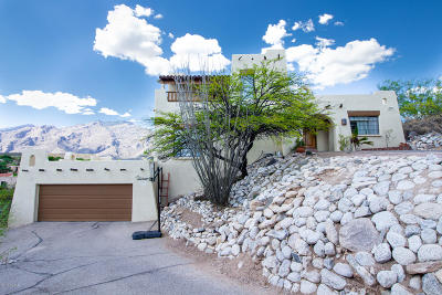 Tucson Single Family Home For Sale: 6442 Via Amable
