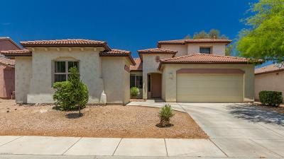 Marana Single Family Home For Sale: 11622 W Barley Drive