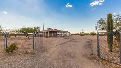 Marana Single Family Home Active Contingent: 17762 W Redrock Lane