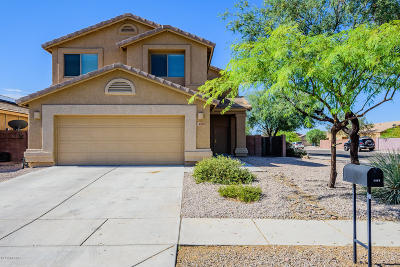 Tucson Single Family Home Active Contingent: 4088 E Coolbrooke Drive