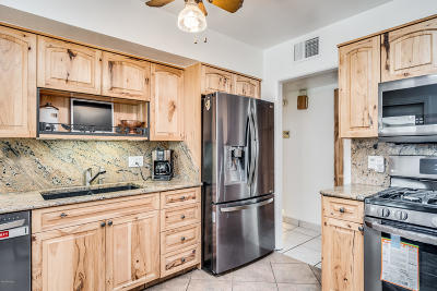 Pima County Single Family Home For Sale: 4502 E Burns Street