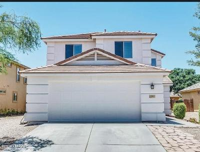Marana Single Family Home For Sale: 12885 N Steamboat Drive