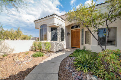 Tucson Single Family Home For Sale: 3757 W Goret Road