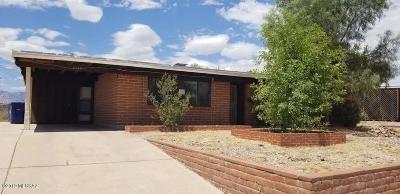 Tucson Single Family Home For Sale: 8333 E Beverly Street