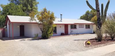 Tucson Single Family Home For Sale: 5417 E Douglas Street