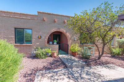 Tucson Townhouse Active Contingent: 2872 W Jennie Lane