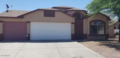 Tucson Single Family Home Active Contingent: 7559 S Cobham Drive