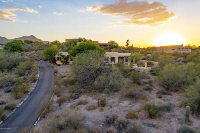 Tucson Single Family Home Active Contingent: 5010 N Amapola Drive