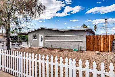 Tucson Single Family Home Active Contingent: 3739 E Sylvane Street