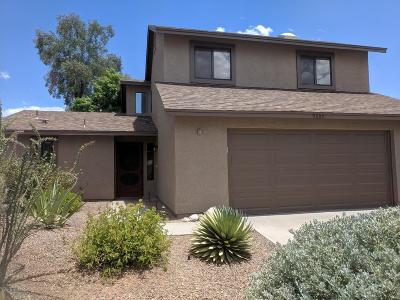 Tucson Single Family Home Active Contingent: 9680 N Crescent Court