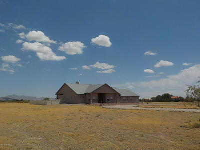 Cochise County Single Family Home For Sale: 1541 W Jonnie Drive