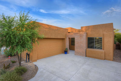 Marana Single Family Home Active Contingent: 11532 N Moon Ranch Place