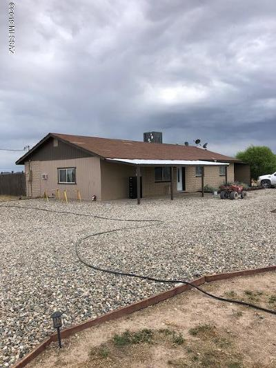Cochise County Single Family Home For Sale: 4321 W Cox Road