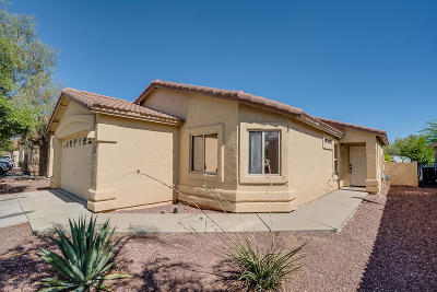 Tucson Single Family Home For Sale: 2206 W Painted Sunset Circle