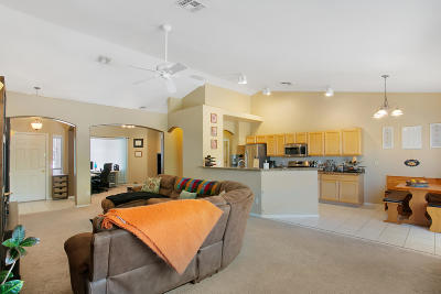 Tucson Single Family Home For Sale: 7501 W Colony Park Drive