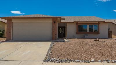Tucson Single Family Home For Sale: 356 S Pemberton Avenue