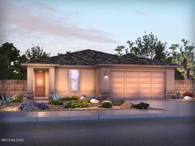 Tucson Single Family Home For Sale: 2805 W Shannon Ridge Road