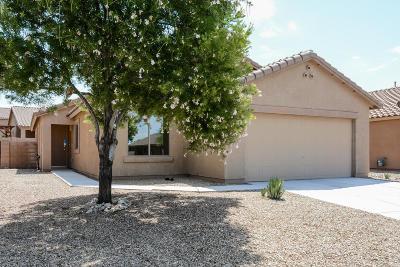 Marana Single Family Home For Sale: 14184 N Chaco Journey Avenue