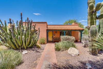Tucson Single Family Home For Sale: 2333 E 7th Street