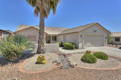 Green Valley Single Family Home Active Contingent: 1022 W Union Bell Drive