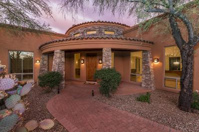 Oro Valley Single Family Home For Sale: 1132 W Vistoso Highlands Drive