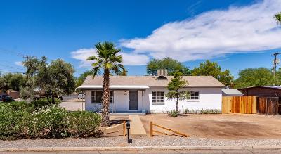 Tucson Single Family Home For Sale: 3001 N Cardi Avenue