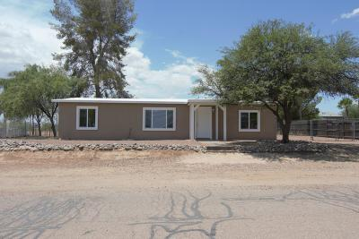 Pima County Manufactured Home Active Contingent: 13481 N Warfield Circle