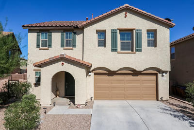 Marana Single Family Home For Sale: 11555 W Foxberry Drive