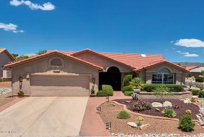 Saddlebrooke, Saddlebrooke Ranch Single Family Home For Sale: 65408 E Rose Crest Court