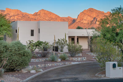 Single Family Home For Sale: 10964 N Poinsettia Drive