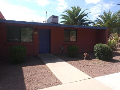Tucson Condo For Sale: 350 N Silverbell Road #112
