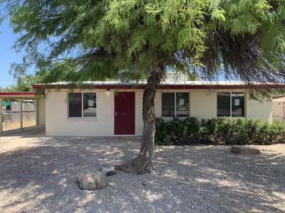 Tucson Single Family Home For Sale: 618 W El Caminito Place