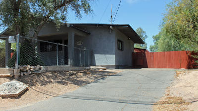 Tucson Single Family Home For Sale: 3117 N Castro Avenue