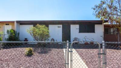 Tucson Townhouse Active Contingent: 2362 E Hidalgo Vista