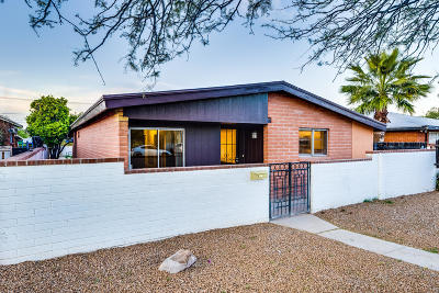 Tucson Single Family Home For Sale: 1235 E Elm Street