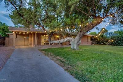 Tucson Single Family Home Active Contingent: 3310 N Bentley Avenue