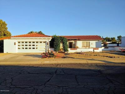 Green Valley Single Family Home For Sale: 344 E Las Milpas