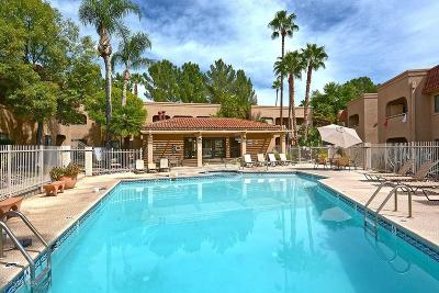 Tucson Condo Active Contingent: 5750 N Camino Esplendora #202